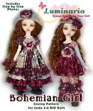 PDF Doll Clothes Pattern Fits Imda 3.0 Doll Soom 1/6 YOSD BJD Dolls