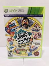Family Game Night 4: The Game Show (Microsoft Xbox 360, 2011) Free Shipping!!