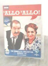 'Allo 'Allo  Series 1-9 Complete DVD, 2013, 16-Disc Set, Box Set REG 2
