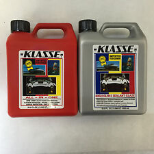 UC425 KLA1000+KLG1000 Klasse All-In-One 33.8oz & High Gloss Sealant Glaze 33.8oz