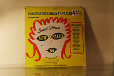 NEW FACES OF '68 - SOUNDTRACK - CAST - TED SIMMONS - SEALED VINYL LP -C