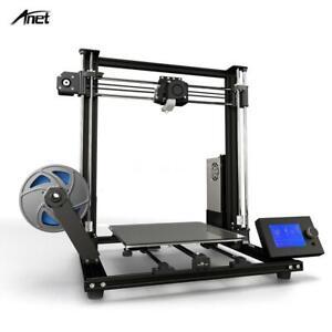 Anet A8 Plus 3D Printer Imprimante 3D 300 * 300 * 350mm Imprimante 3D  EU
