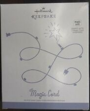 2013 HALLMARK KEEPSAKE MAGIC CORD FOR UP TO 7 LIGHT SOUND OR MOTION ORNAMENTS