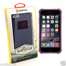 "GENUINE GRIFFIN SURVIVOR CORE 5.5"" IPHONE 6 PLUS / 6S PLUS TOUGH SLIM CASE"