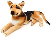 Hero the German Shepherd | 19 Inch Stuffed Animal Plush Dog | By Tiger Tale Toys