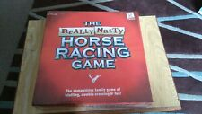 THE REALLY NASTY HORSE RACING BOARD GAME - NEW IN SEALED BOX