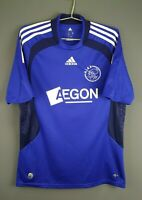 4.8/5 Ajax Amsterdam jersey M 2008 2009 away shirt soccer football Adidas ig93
