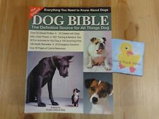 THE ORIGINAL DOG BIBLE Definitive Source For All Things Dog Vol 2 Kristin Mehus