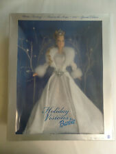 Barbie - Poupée Winter Fantasy Special Edition Holiday Visions 2003 Mattel