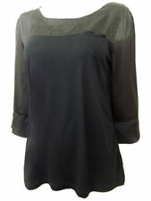 Patternless Collarless Tops & Shirts Size NEXT for Women