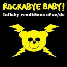 NEW Rockabye Baby! Lullaby Renditions of AC/DC (Audio CD)