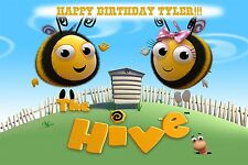 Disney Junior The Hive Personalized 24x36 Banner Poster - Great Birthday Gift