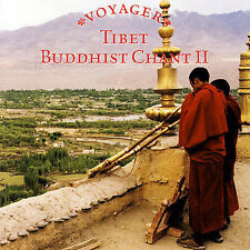 FREE US SHIP. on ANY 2 CDs! USED,MINT CD Various Artists: Voyager: Tibet - Buddh