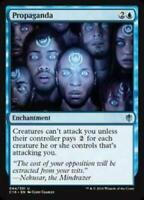 MTG x1 Propaganda Commander 2016 Magic the Gathering Uncommon Blue NM/M SKU#280