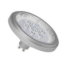 ES111 LED Spot silber 6500K kaltweiß Strahler Leuchte GU10 Reflektor Lampe 11W
