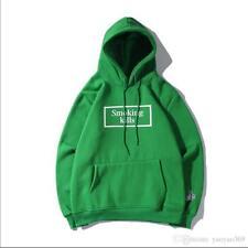 "Men's #FR2 ""Smoking Kills"" Vintage Green Hoodie - X-Large - Brand New - Rare"