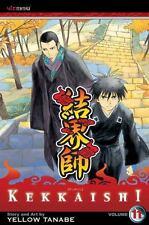 Kekkaishi, Vol. 11, Tanabe, Yellow, Good Condition, Book