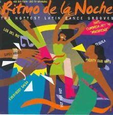 Ritmo de la Noche-Hottest Latin Dance Grooves (1996) Los del Rio, Mighty .. [CD]