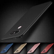 Ultra Thin Shockproof 360° Matte Hard Back Case Shell Skin For LG G4 G5 G6 V20