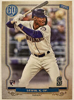 2020 Topps Gypsy Queen Kyle Lewis RC #226 Seattle Mariners Rookie ROY 🔥🔥📈📈
