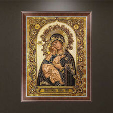 Religious Figures DIY 5D Diamond Painting Embroidery Cross Stitch Kit Home Decor
