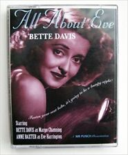 All About Eve: Starring Bette Davis & Cast - audio cassette NEW UNSEALED