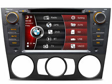 D5165XE BMW 3er 2006-11 E90,E91,E92,E93 HD-DVD-Autoradio Touch Bluetooth Navi SD