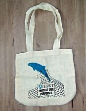 WINTER IS COMING Black Handled Midi Jute Bag shopping eco tote thrones fans
