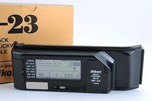 [Mint]NIKON MF-23 Multi Control Back Multi function for Nikon F4 F4S From JAPAN