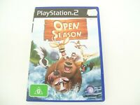 OPEN SEASON PS2 GAME PLAYSTATION 2 UBISOFT