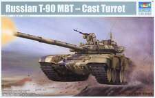 Trumpeter 1/35 Russian T-90 MBT Cast Turret  #5560  #05560