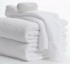 Bath Towels-6 Pack-22x44 inches-White-6.0 Lbs- 100% Cotton