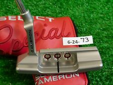 """Titleist Scotty Cameron 2020 Special Select Newport 2 34"""" Putter w Headcover New"""