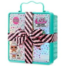 LOL Deluxe Present Surprise Teal Sprinkles & Sprin-Claws Pet Sealed Brand New