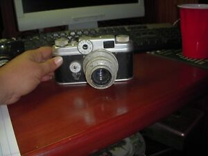 Vintage Argus C-Four 35mm camera