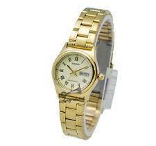 -Casio LTPV006G-9B Ladies' Metal Fashion Watch Brand New & 100% Authentic