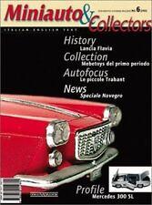 Miniauto & Collectors 2002: Lancia Flavia, Mebetoys Del Primo Periodo, Trabant,