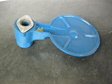 Blackmer Drip Pan Fill Plate 10053 Cast Iron For 34 Drum Pumps 210a F210a
