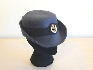 Royal Air Force Woman's Service Cap & Badge. Size 57cm. RAF.