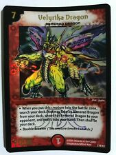 Duel Masters TCG WOTC L14/Y2 Velyrika Dragon Holo Foil JDC League Promo Year 2