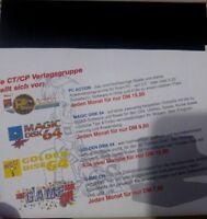 Magic Disk 64 Gold Edition 1 (C 64) Commodore C64  Diskette 100% ok