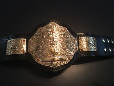 WCW WWE Big Gold Belt Championship Mini