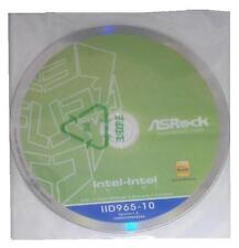 original Treiber ASRock P5B-DE *11 CD DVD OVP NEU Windows XP Vista Win 7 Ver 1.0