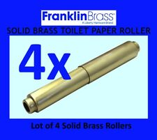 4X  Franklin Brass Toilet Paper Holder Roller Replacement With Spring