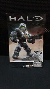Mega Bloks Halo SDCC 2015 Exclusive Figure Spartan  CPC58