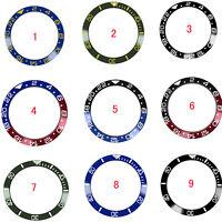 Keramik uhr Lünette Einsatz Ring Zubehör für 40mm R o lex GMT Uhr Bezel Ring