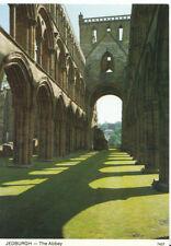 Scotland Postcard - Jedburgh - The Abbey - Roxburghshire - Ref AB3143
