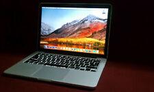 "Excellent working Apple Macbook pro 13"" Retina Laptop 2015 500GB, 16GB .L@@k !!"