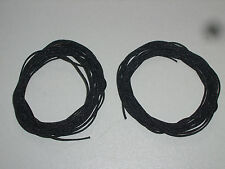 Lego Technic/Town/Vintage Black String - 2x3m or 1x6m - Ideal Replacement