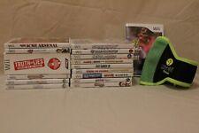 Nintendo Wii Video Game LOT | Pick & Choose BUY 2 GET 20% OFF